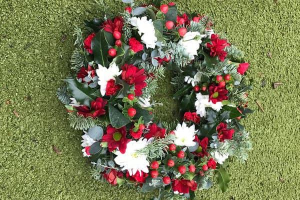 flori funerare